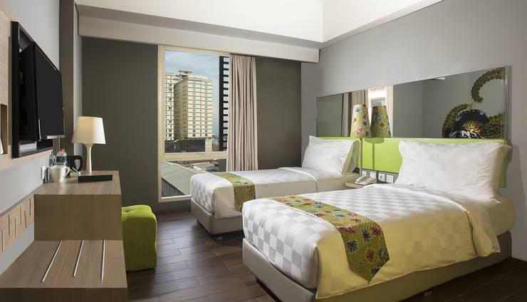 Pesonna Hotel Semarang - Deluxe Twin Room