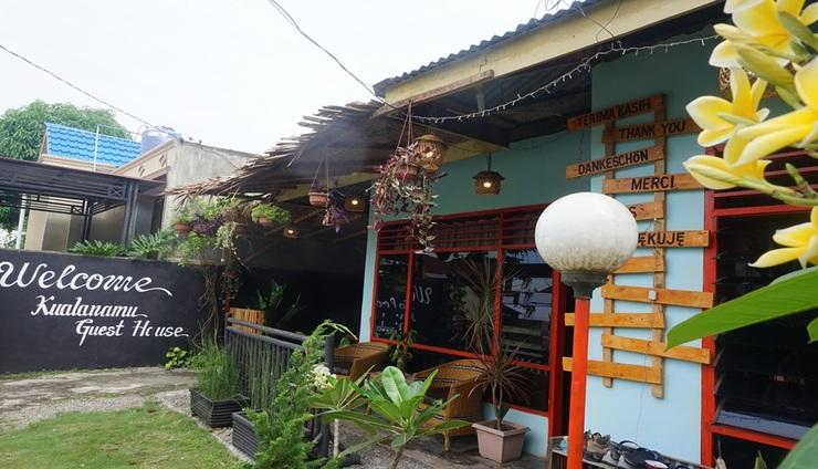 Kualanamu Guest House Deli Serdang - Exterior