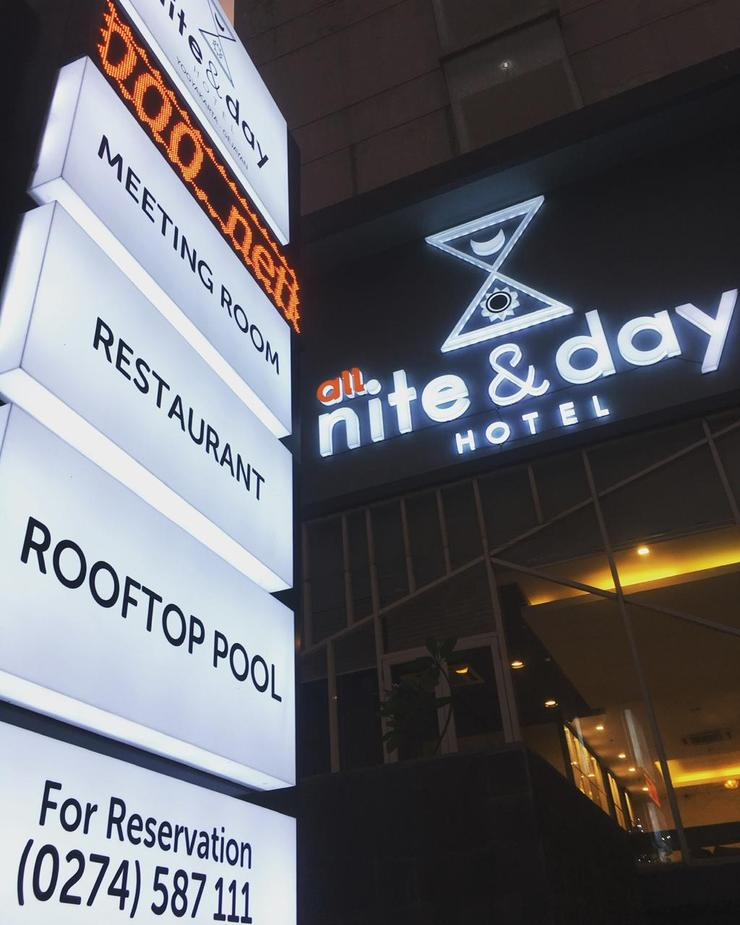 All Nite & Day Hotel Gejayan Yogyakarta Yogyakarta - exterior