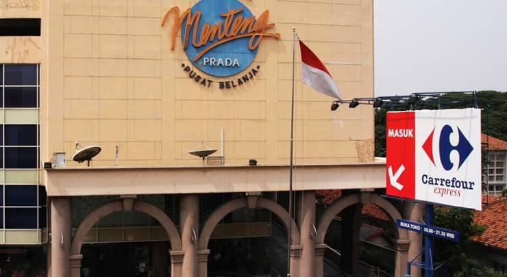 Menteng Prada Apartement Jakarta - Tampilan Luar