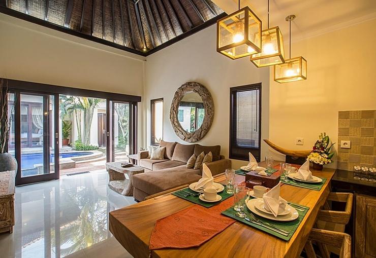 Villa Rukun Bali - Interior