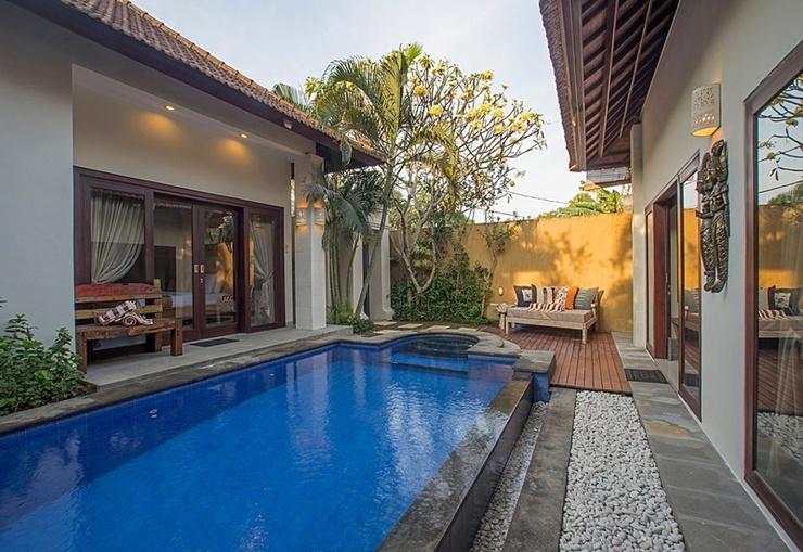 Villa Rukun Bali - Pool