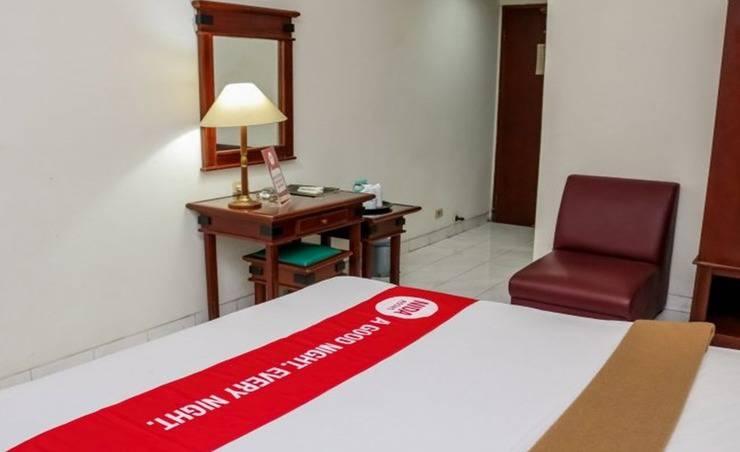NIDA Rooms Cempaka Senen Market - Kamar tamu