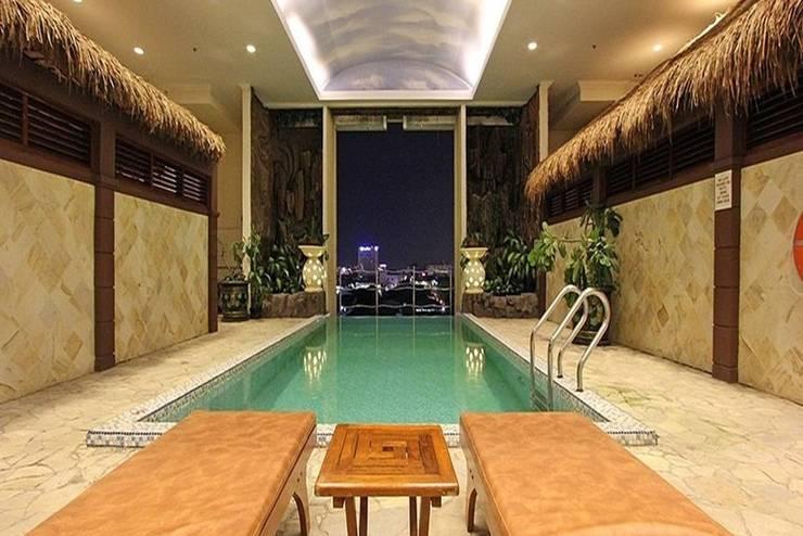 Harmoni Suites Hotel Batam - Kolam Renang