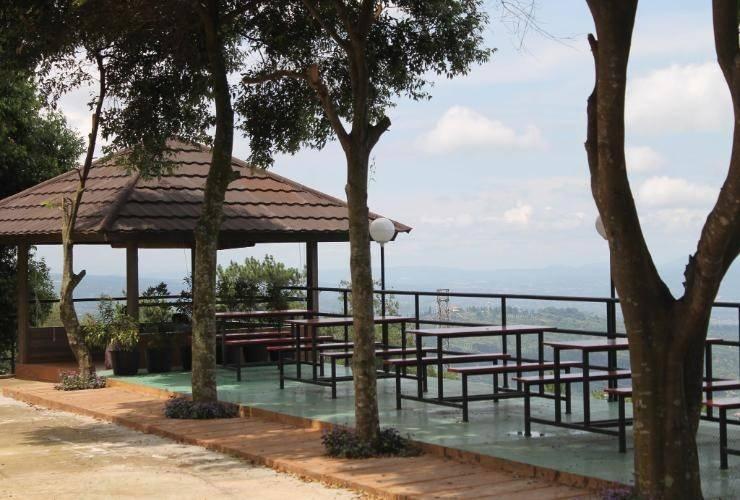 Salak View Resort Puncak - View