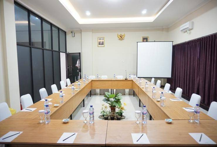Salak View Resort Bogor - Meeting room