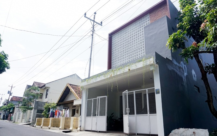 Singgahsini Jasmin Lempongsari Sleman (Female Only) Yogyakarta - Exterior