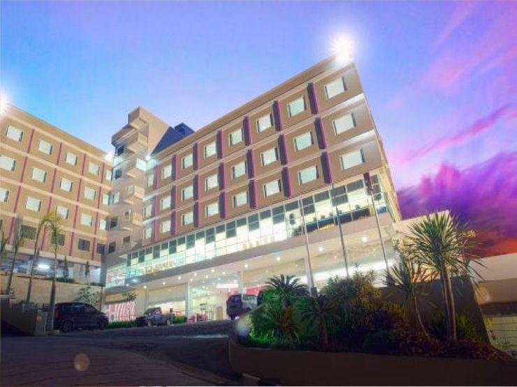 d'primahotel Balikpapan - Facade