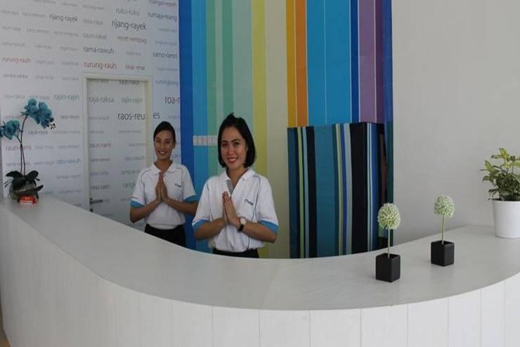 Hotel Roa Roa Palu - Resepsionis