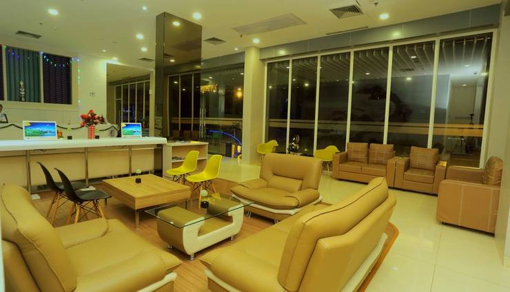 Hotel Roa Roa Palu - Area lobi