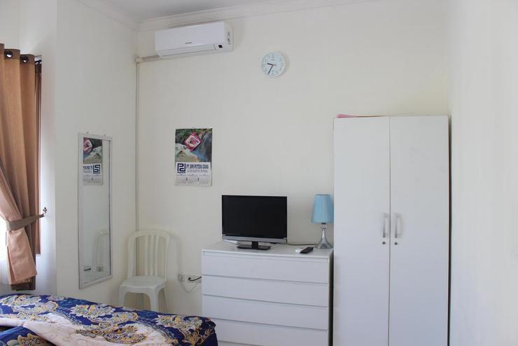 Sierra : 2 Bedroom Villa Malang - Bedroom