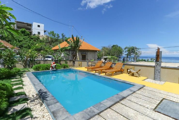 Pari Manta Cottage Bali - Pool