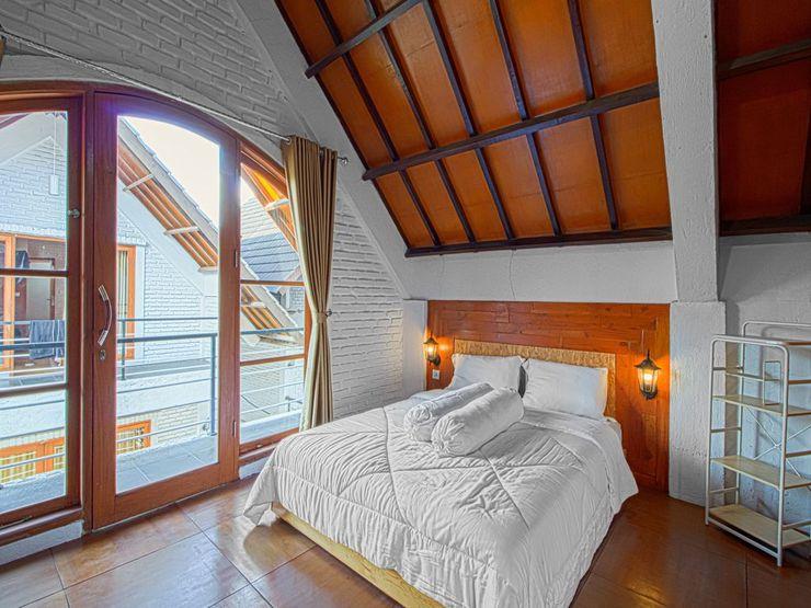 Hotel Kupu Kupu Lembang - Villa