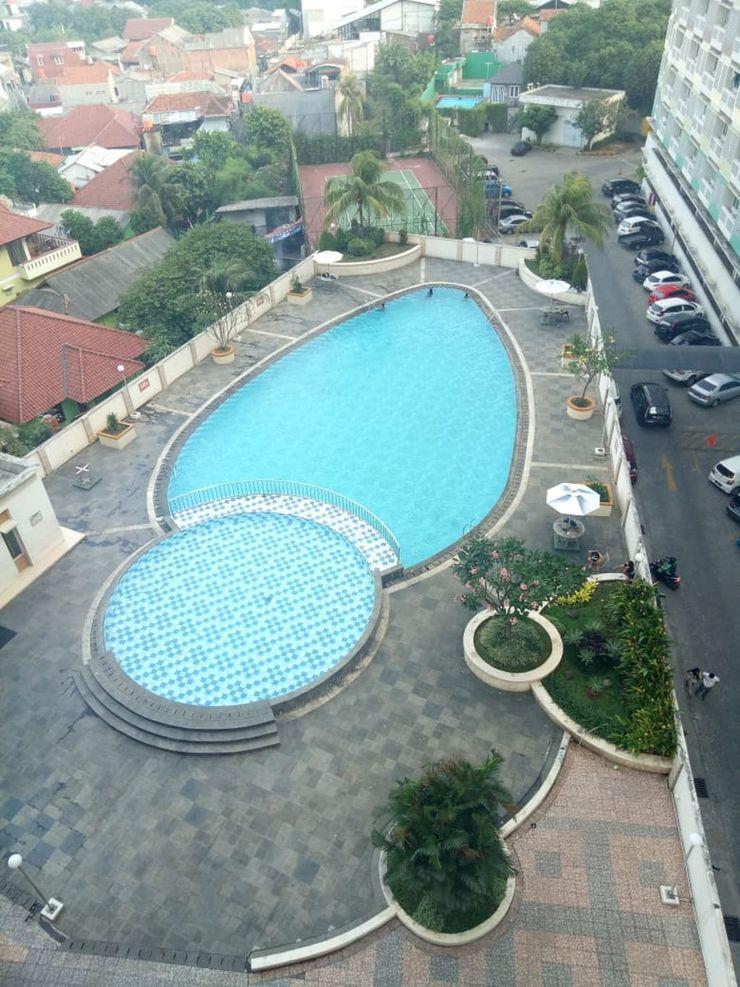 WJY Apartement Margonda Residence 2 Depok - Facade