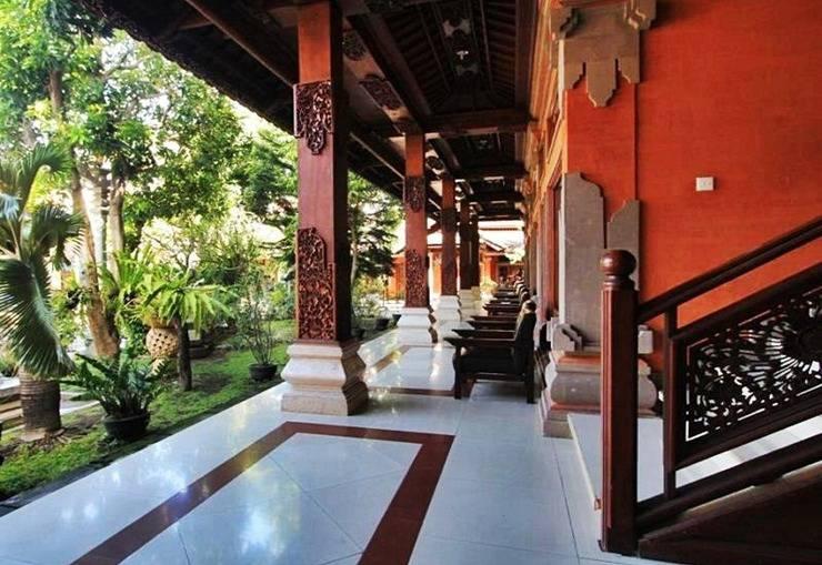 Hotel Ratu Bali - Teras