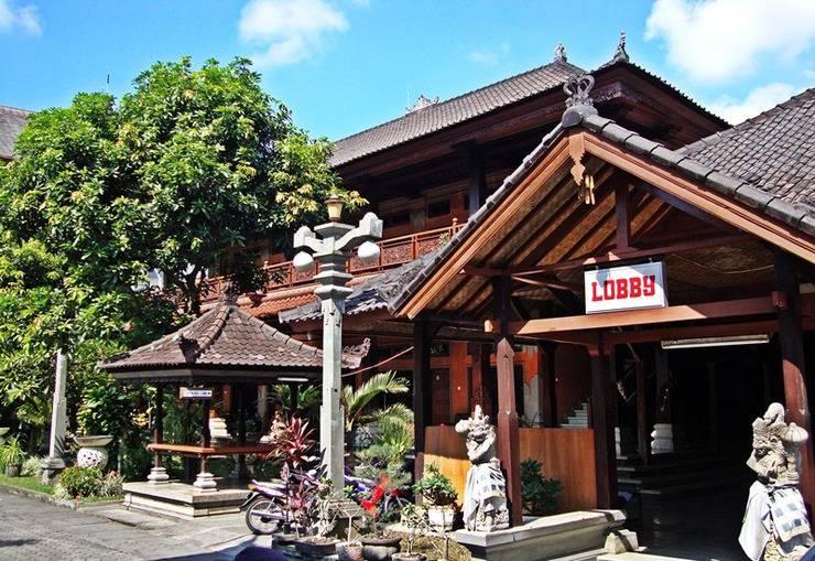 Hotel Ratu Bali - Lobi