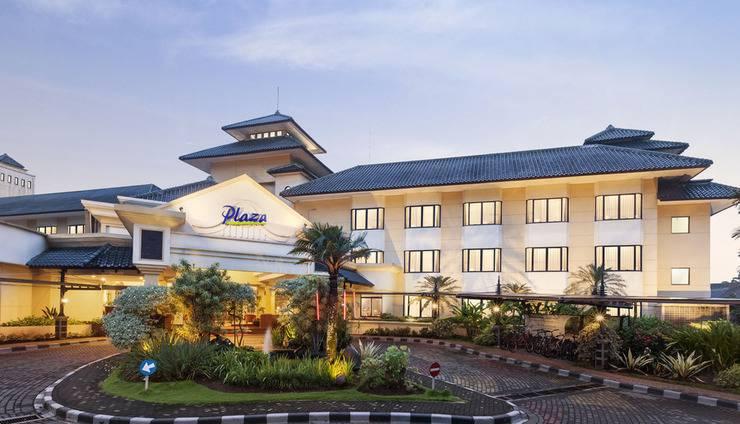 Prime Plaza Hotel Purwakarta - Pintu Masuk