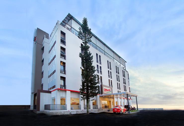 Meotel Purwokerto - BUILDING
