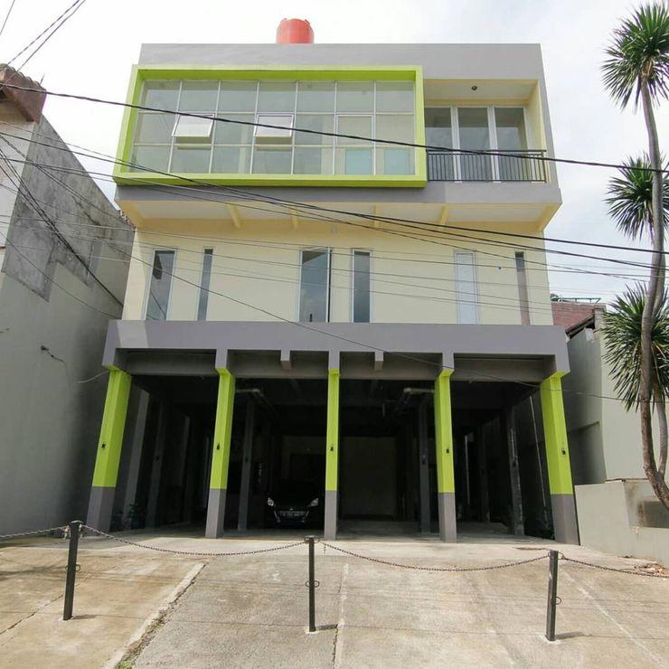 Cari 003 Tebet Residence Jakarta - Facade