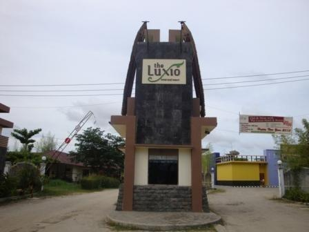 The Luxio Hotel & Resort Sorong - Entrance