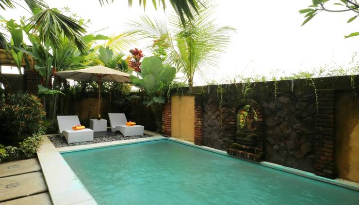 Uma Sari Villa Petulu Ubud (not active) Bali - Interior
