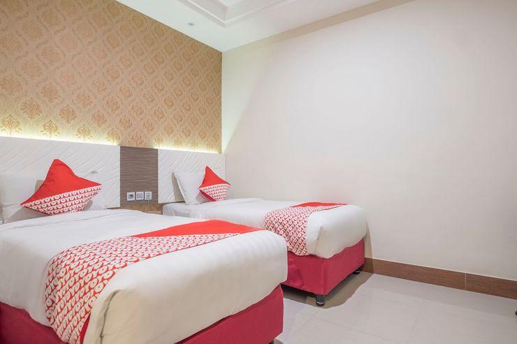 OYO 1301 Hotel Grand Citra Makassar - Bedroom