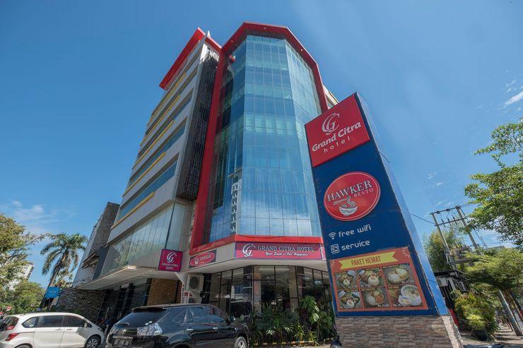 OYO 1301 Hotel Grand Citra Makassar - Facade