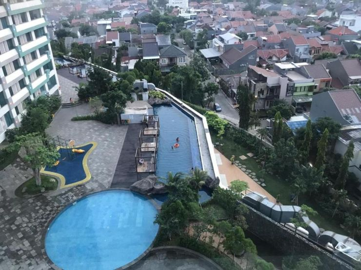 Grand Kamala Lagoon by Kamala Suite Bekasi - Facade