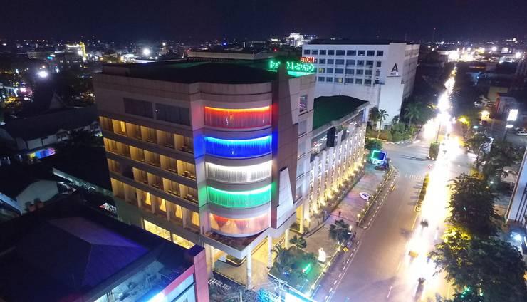 Hotel Grand Mentari Banjarmasin - Exterior