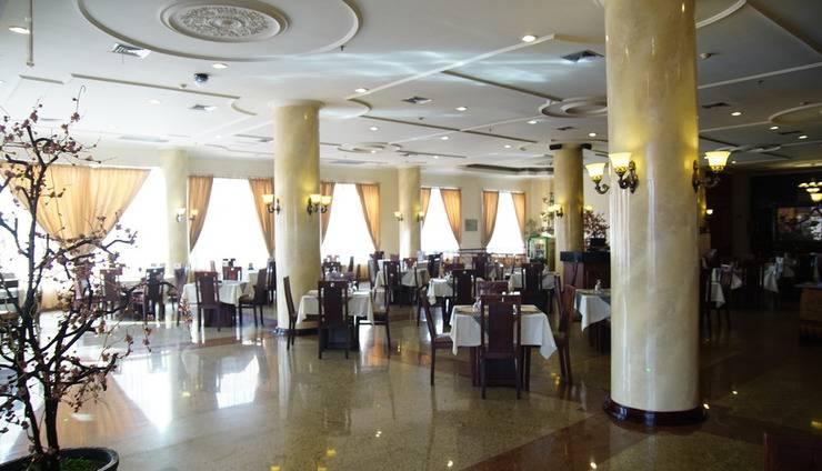 Hotel Grand Mentari Banjarmasin - Resto