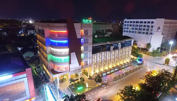Hotel Grand Mentari Banjarmasin - Facade