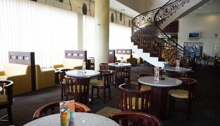 Hotel Grand Mentari Banjarmasin - Lobby Lounge