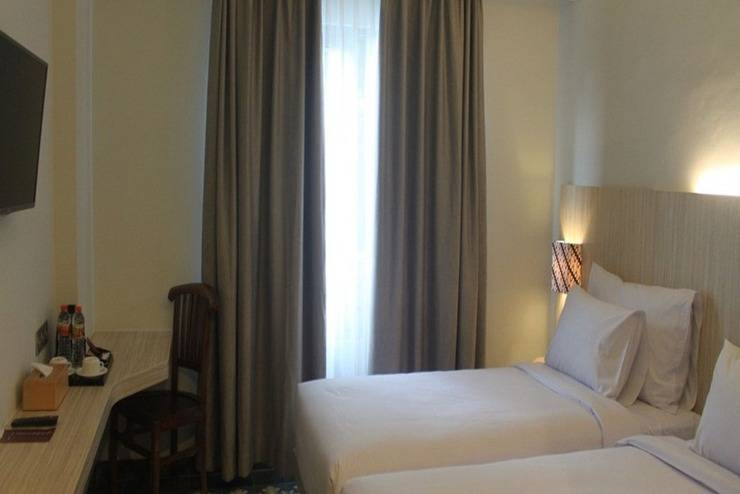 Burza Hotel  Yogyakarta - Kamar tamu