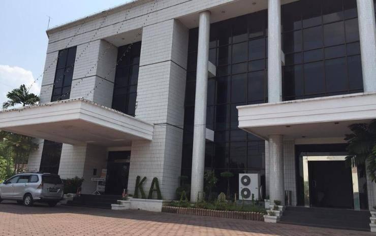 Votel Kartika Abadi Hotel Madiun Madiun - hotel exterior