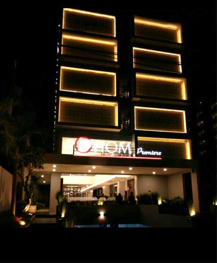 @HOM Premiere Timoho Yogyakarta - Facade
