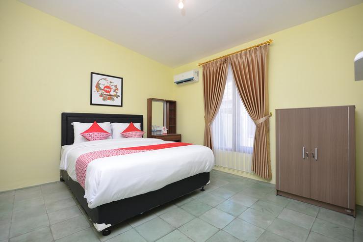 OYO 1046 Omah Pathok Yogyakarta - Bedroom