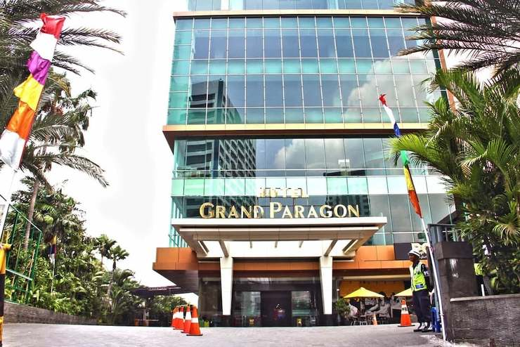 Grand Paragon Jakarta - Front of Property