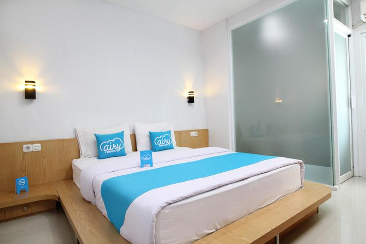 Airy Angso Duo Gatot Subroto 132 Jambi - Deluxe Double