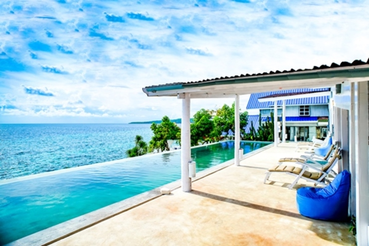 Amatoa Resort Bulukumba - Super Deluxe Ocean Outdoor View
