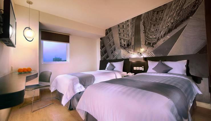 Neo Hotel Mangga Dua - Deluxe Tempat Tidur Twin