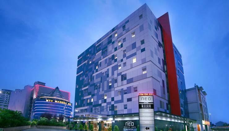 Neo Hotel Mangga Dua - Exterior