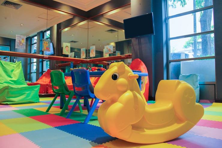 Verwood Hotel and Serviced Residence Surabaya - Childrens Play Area - Indoor