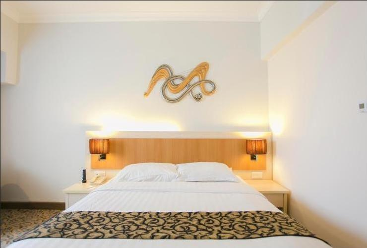Verwood Hotel and Serviced Residence Surabaya - Deluxe Room