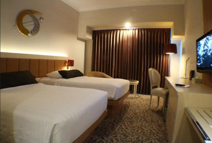 Verwood Hotel and Serviced Residence Surabaya - Deluxe Twin