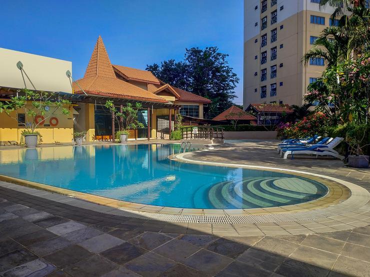 Verwood Hotel and Serviced Residence Surabaya - Kolam Renang