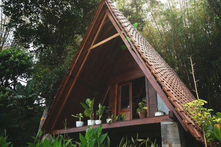 Maniva Particael Resort Malang - Exterior
