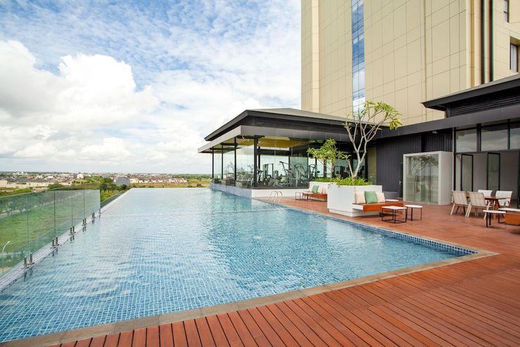 Wyndham Opi Hotel Palembang Palembang - Outdoor Pool