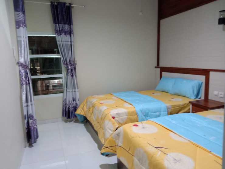Hotel Abad Baru 1 Pangandaran - Bedroom