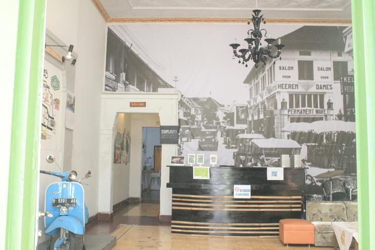 Simplycity Hostel Syariah Bandung - Lobby