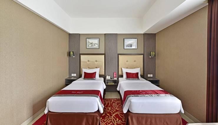 Travello Hotel Bandung -  Standard Twin